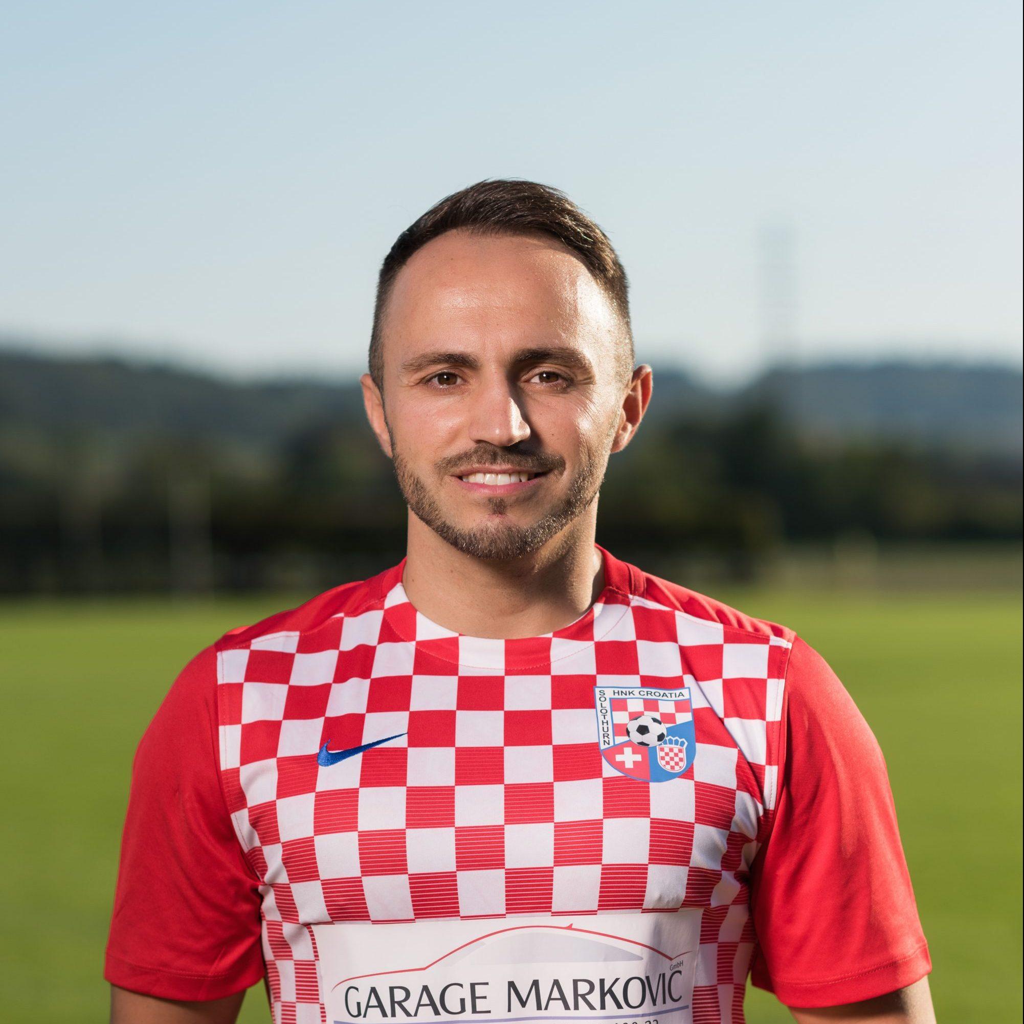 Nikola Sikalo - Sportchef