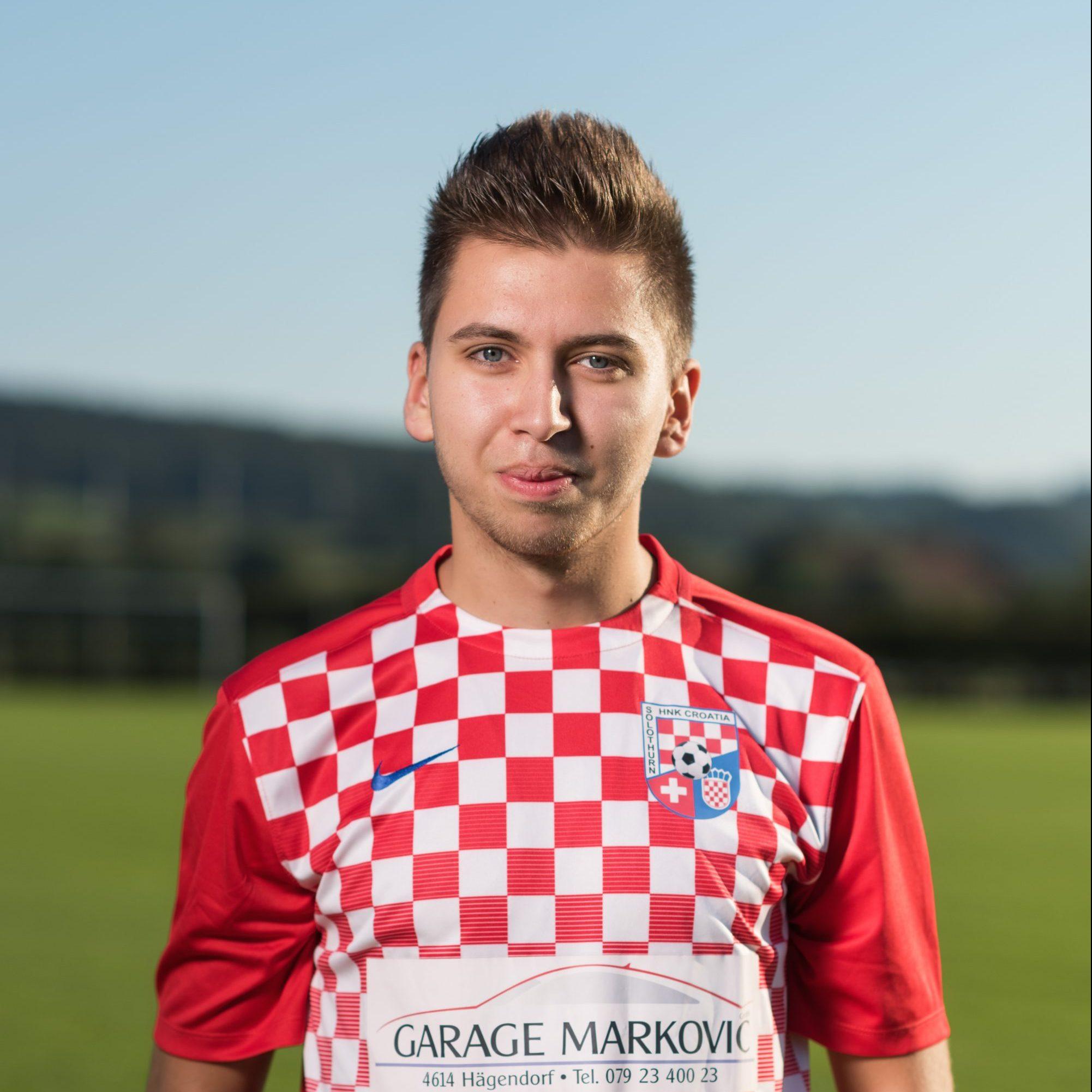 Ivan Krivic - vezni