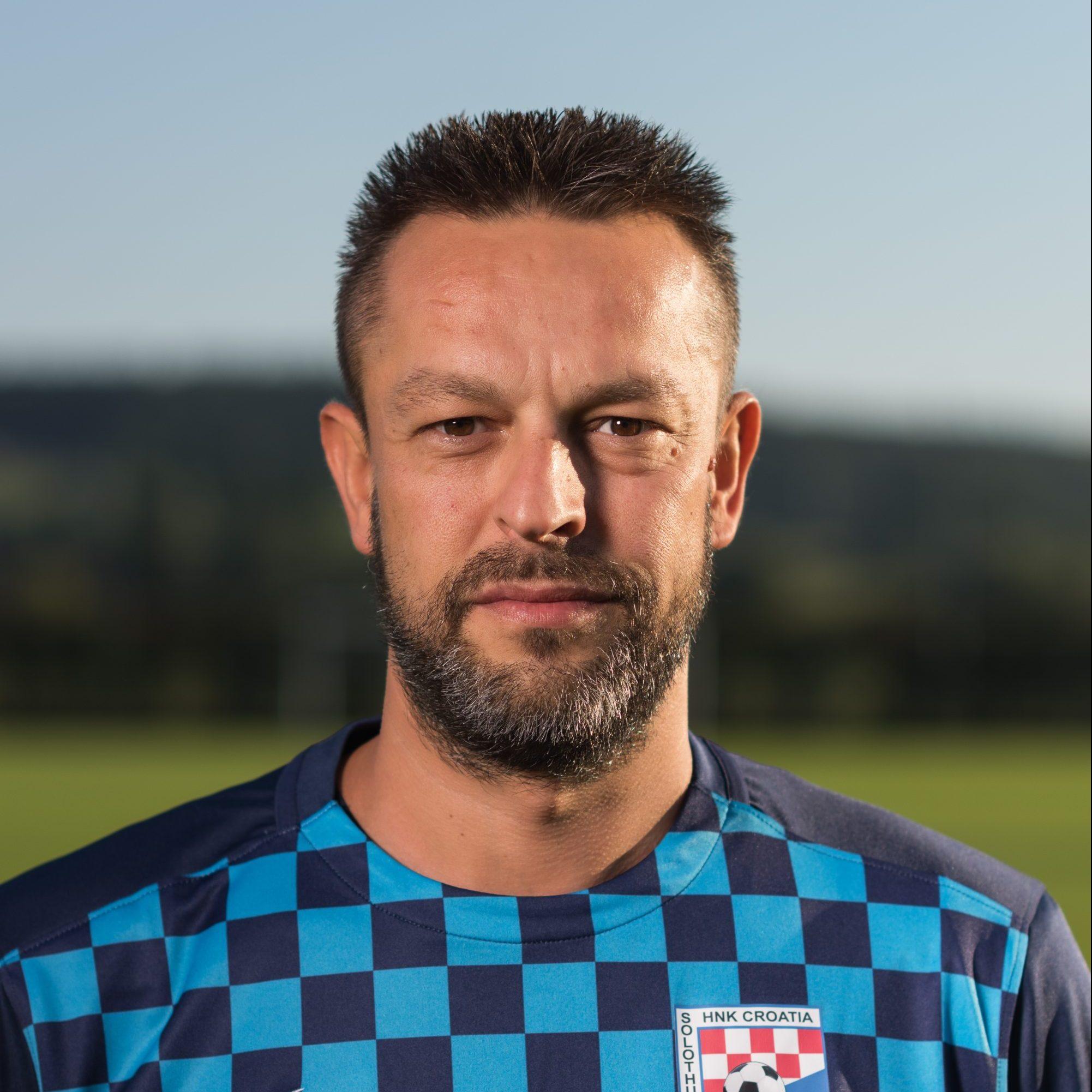 Zrinko Ravlija - Junior Obmann
