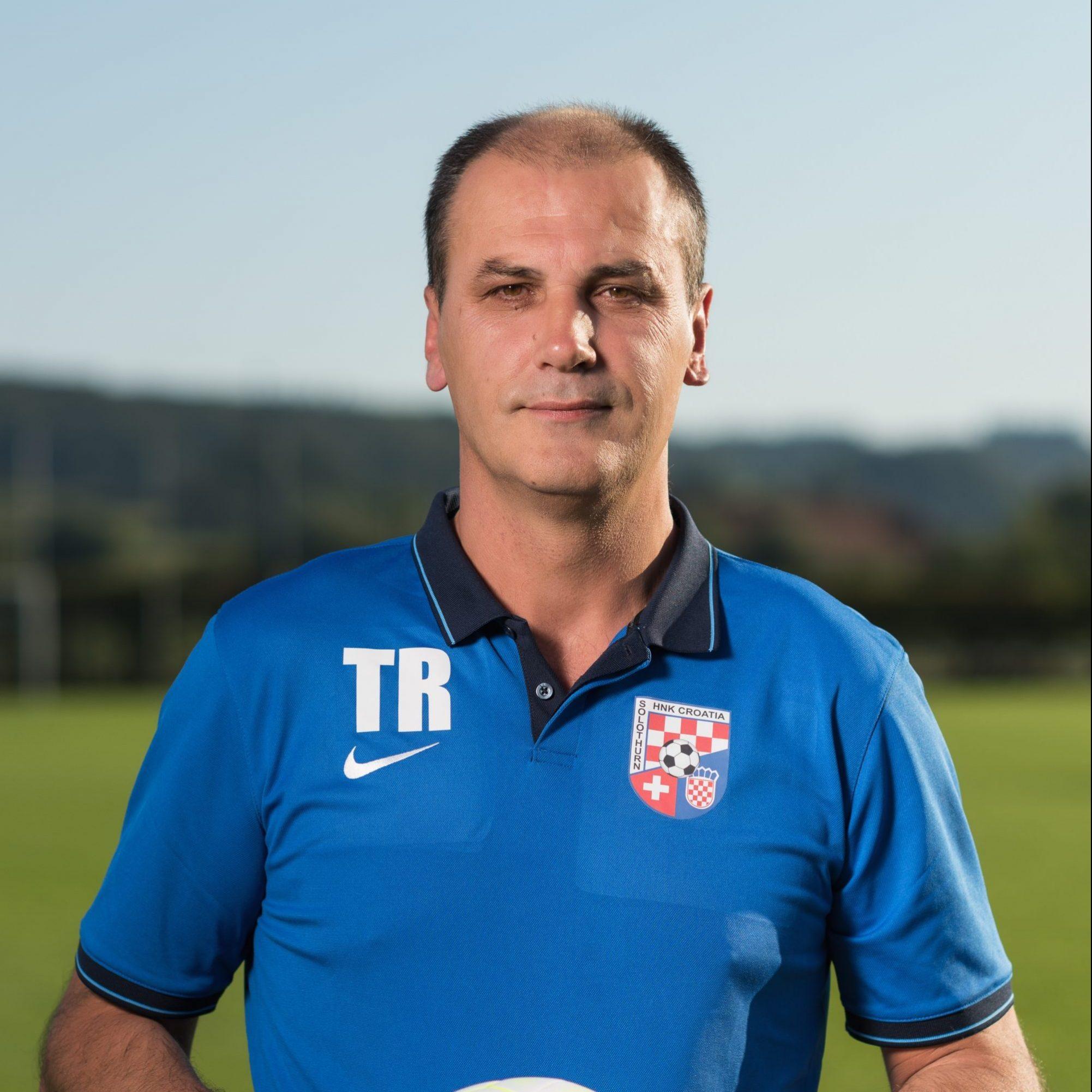 Ivo Andijasevic - trener